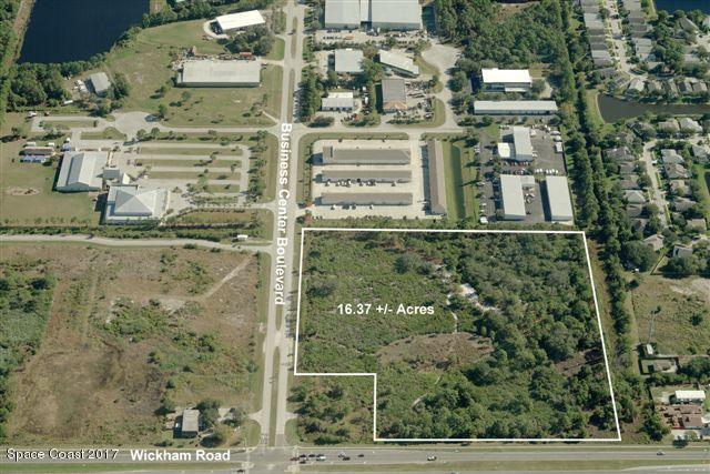 0 Wickham & Business Center Boulevard Property Photo