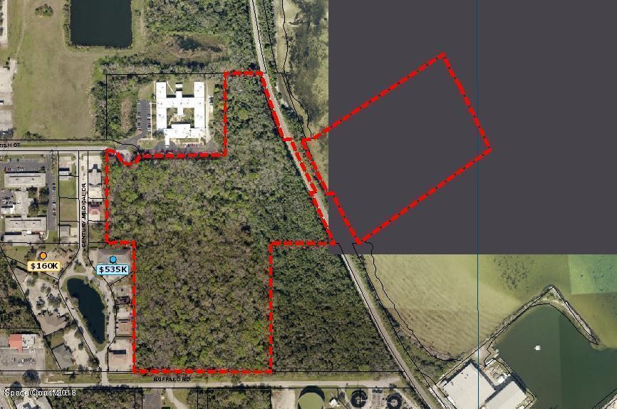 0 Buffalo Road Property Photo - Titusville, FL real estate listing