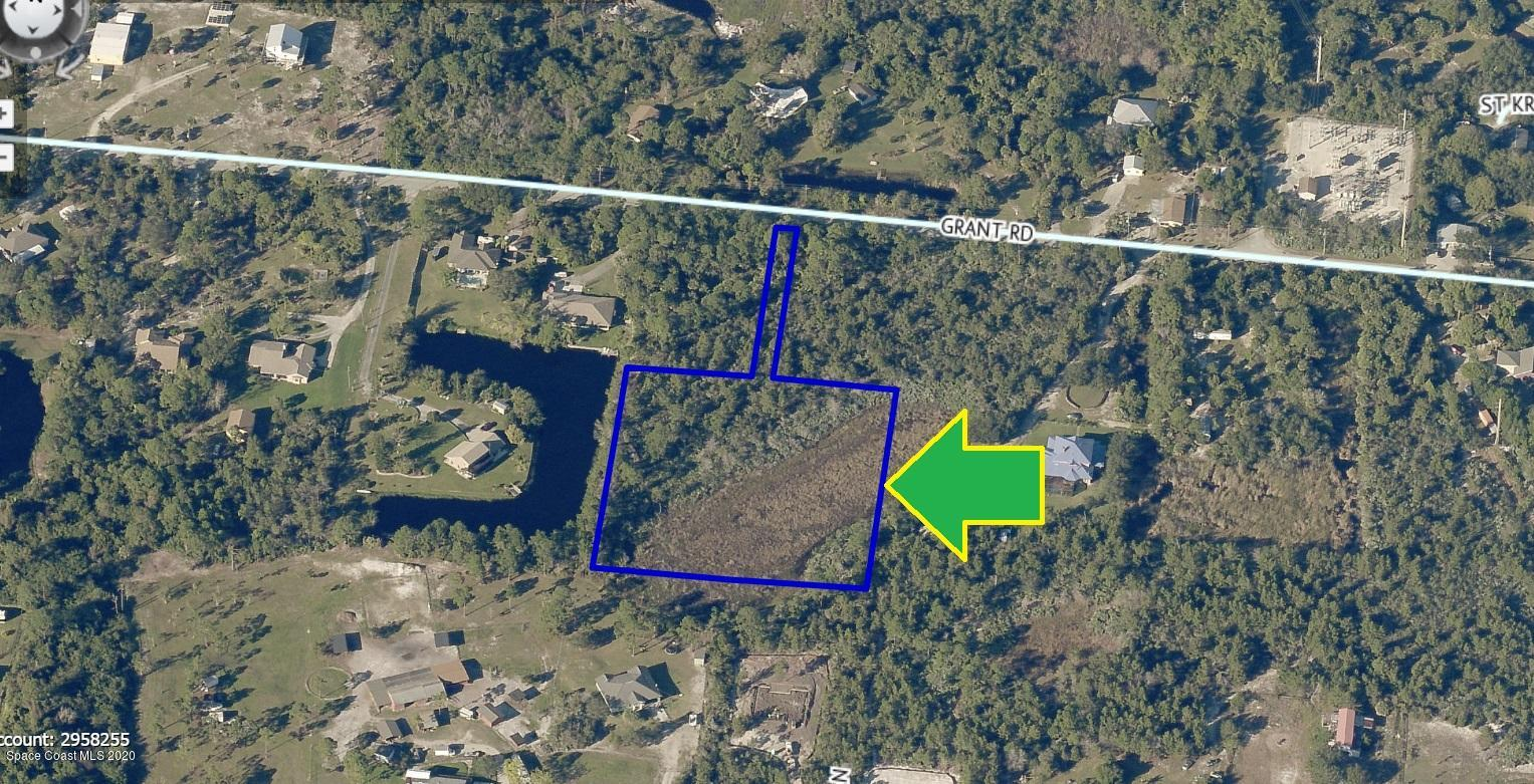 0000lot5 Grant Road Property Photo - Grant, FL real estate listing