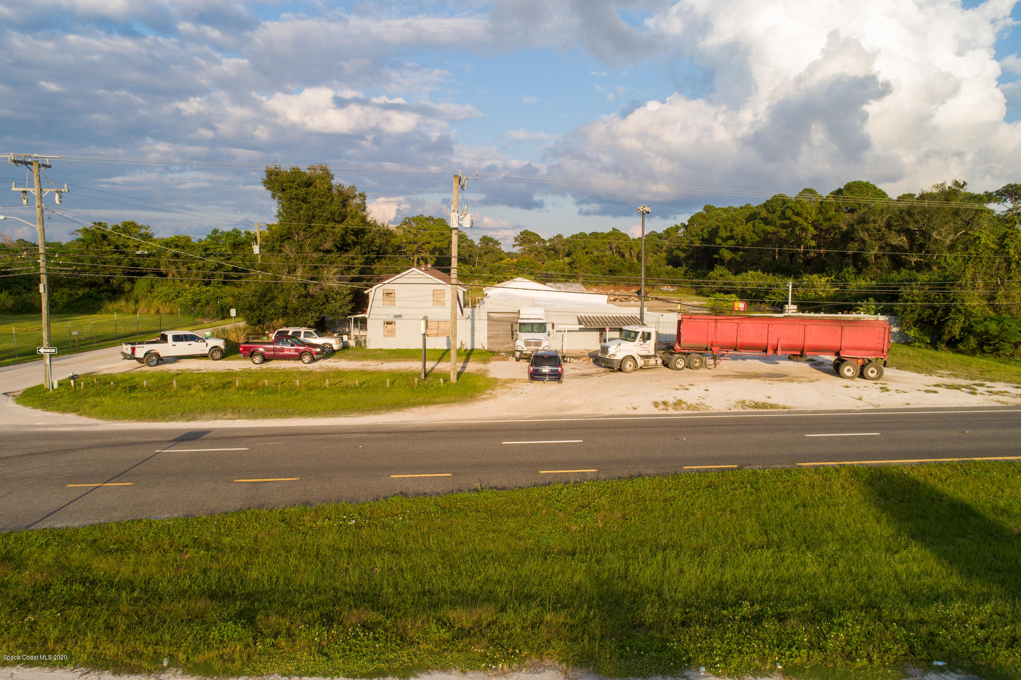 5291 Highway 1 Property Photo - Mims, FL real estate listing
