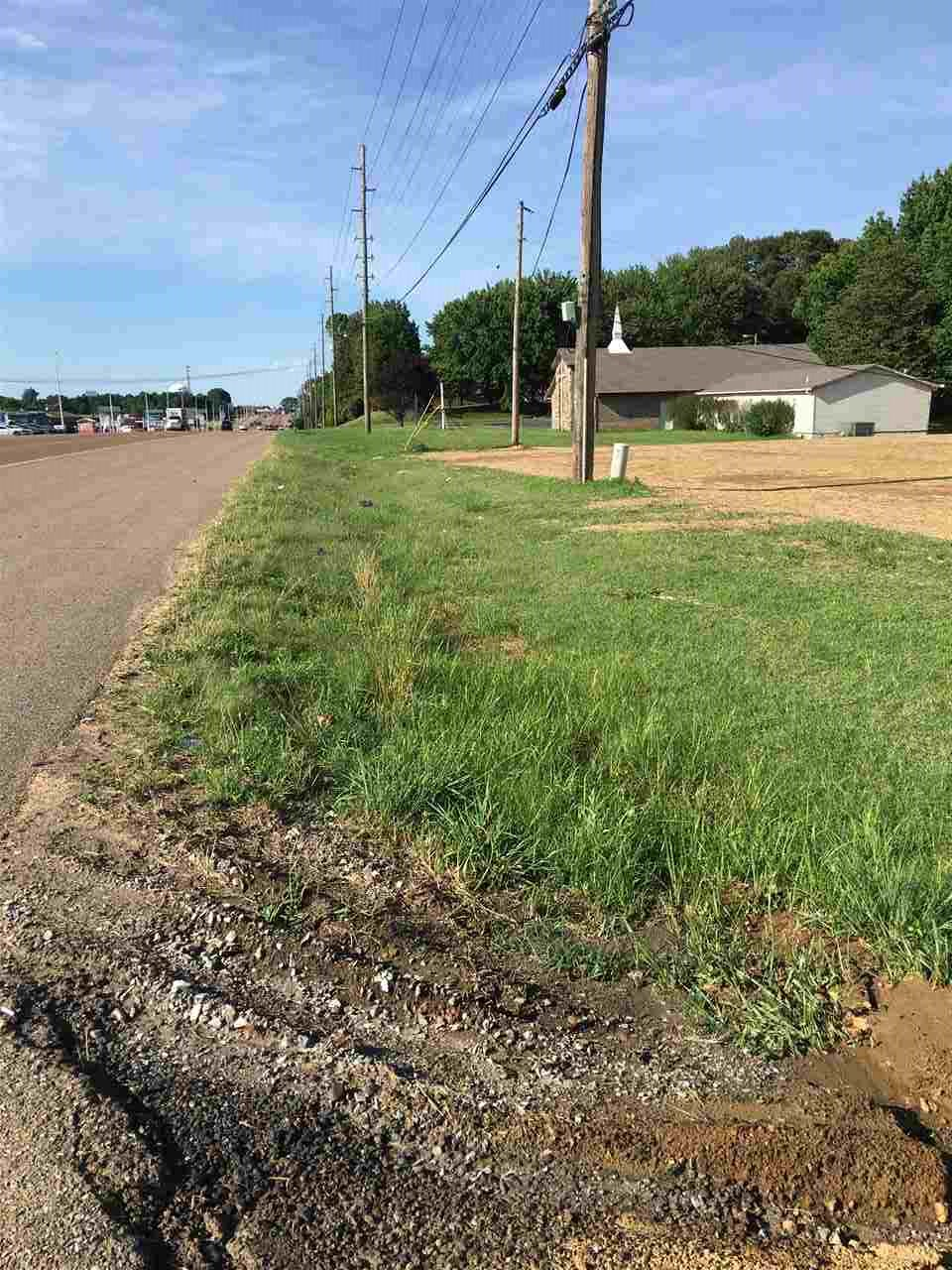 Hwy 51 Property Photo - Dyersburg, TN real estate listing
