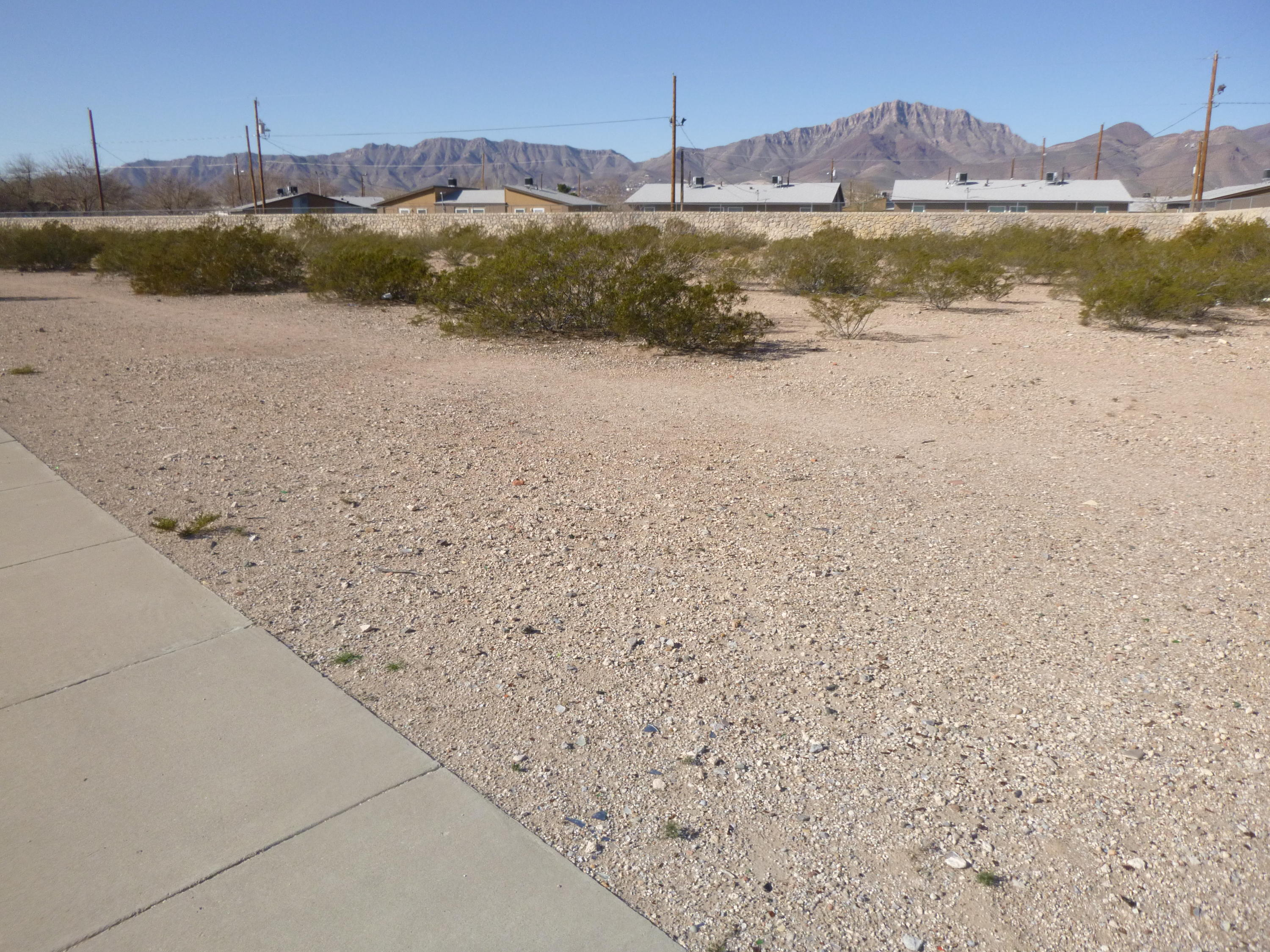 9000 Railroad Drive Property Photo - El Paso, TX real estate listing
