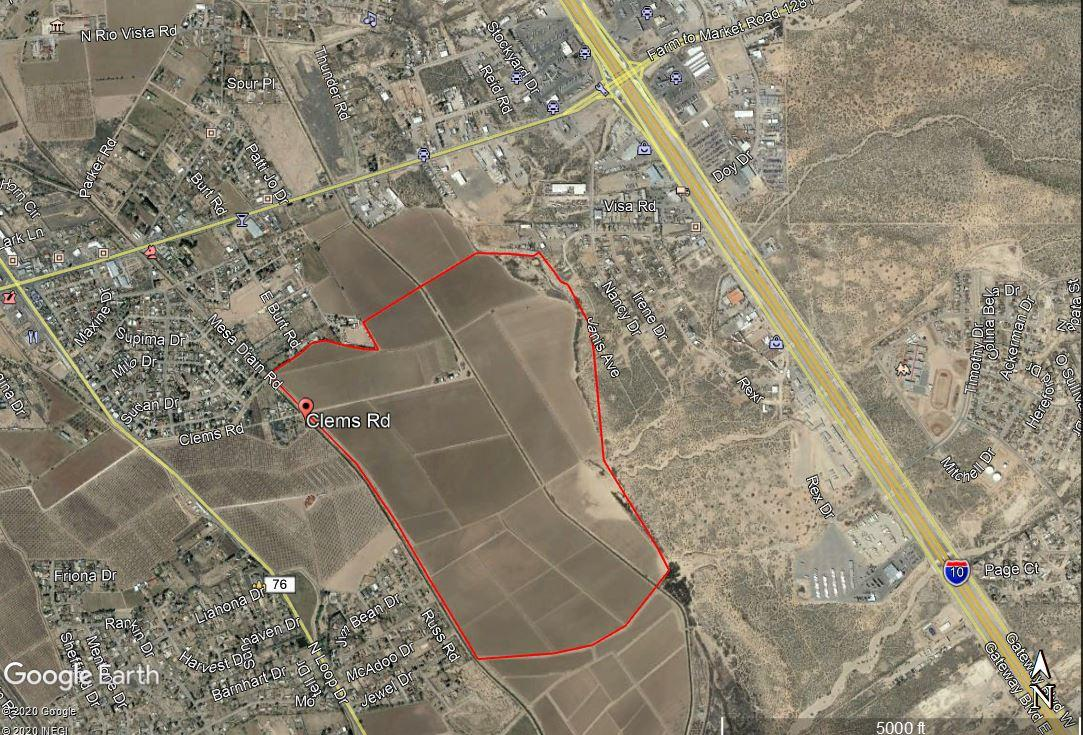 800 CLEMS Road Property Photo - Socorro, TX real estate listing