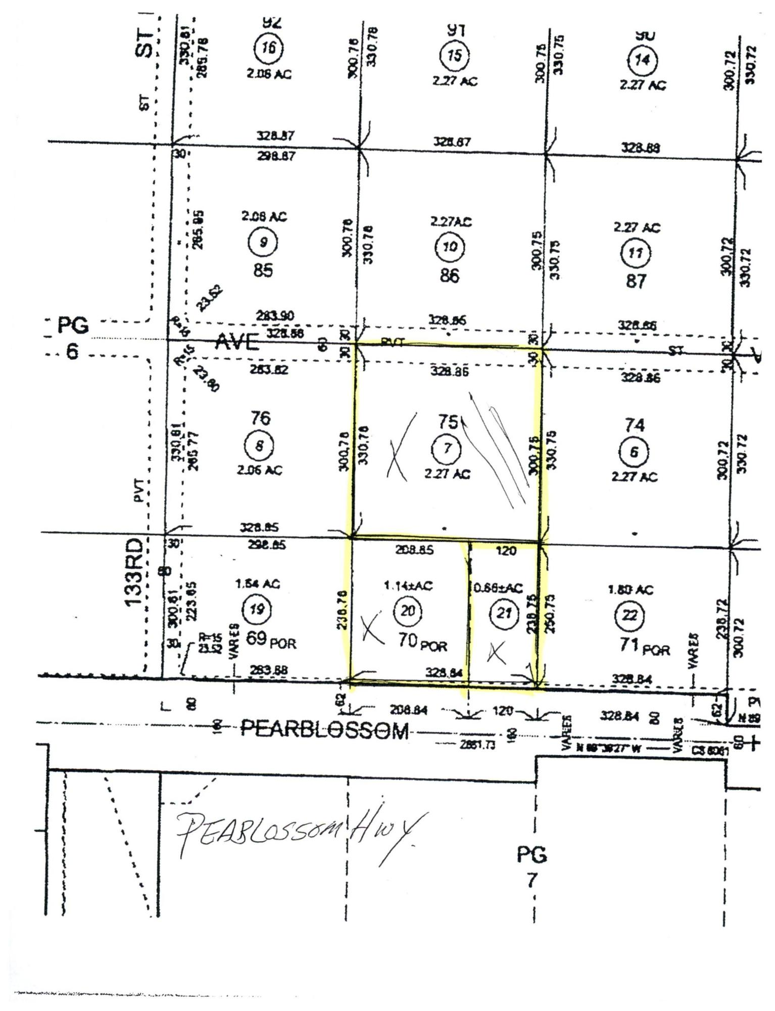 133 E Pearblossom Highway Property Photo