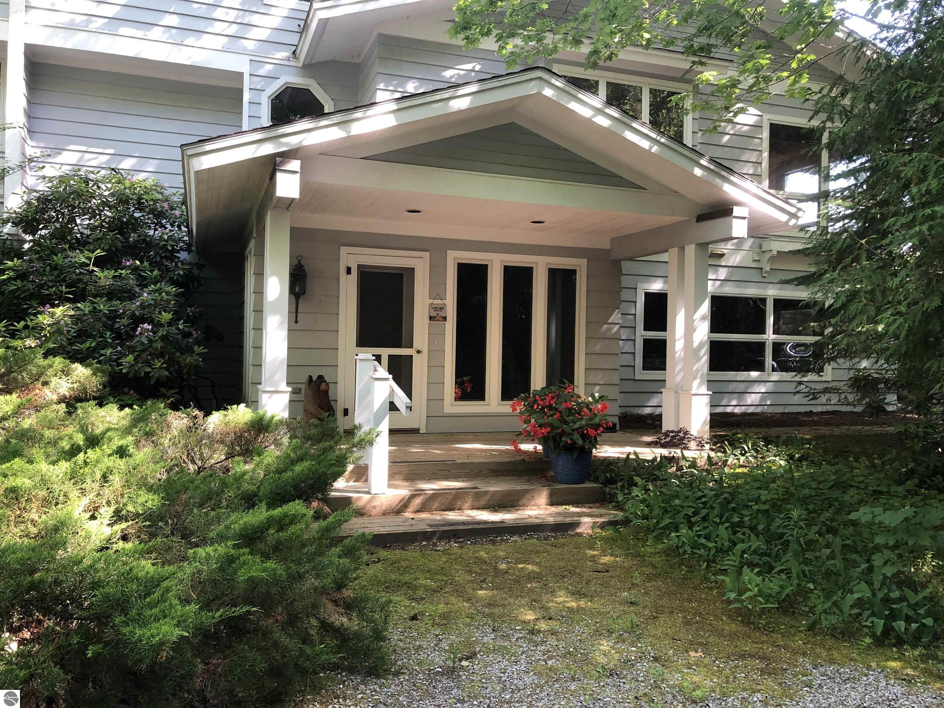 250 Beach Road Property Photo - Frankfort, MI real estate listing
