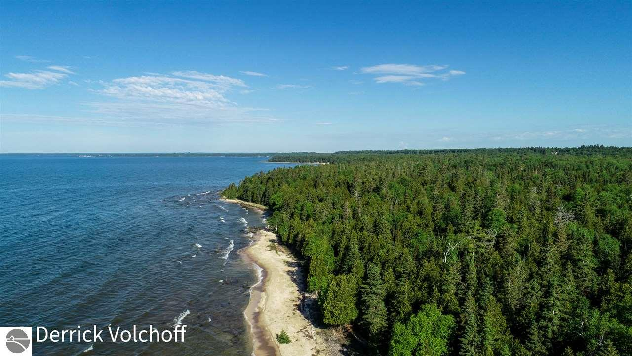 215 Acres W Juniper Trail Property Photo - Manistique, MI real estate listing