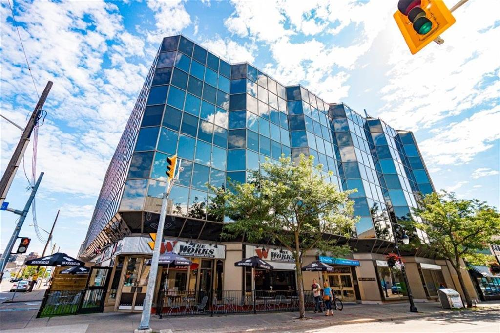 60 JAMES Street #404 Property Photo - St. Catharines, Ontario real estate listing