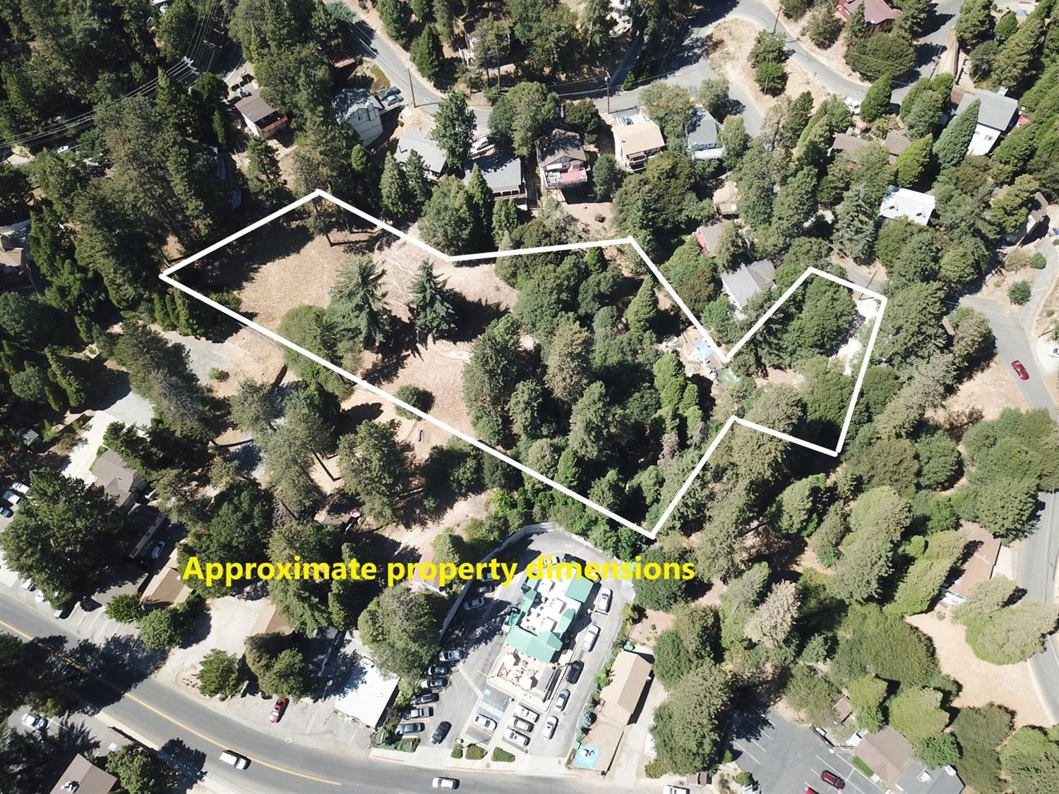 0 Zurich Drive Property Photo - Crestline, CA real estate listing