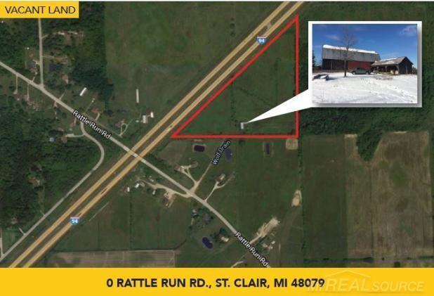 0 Rattle Run Property Photo - Saint Clair, MI real estate listing