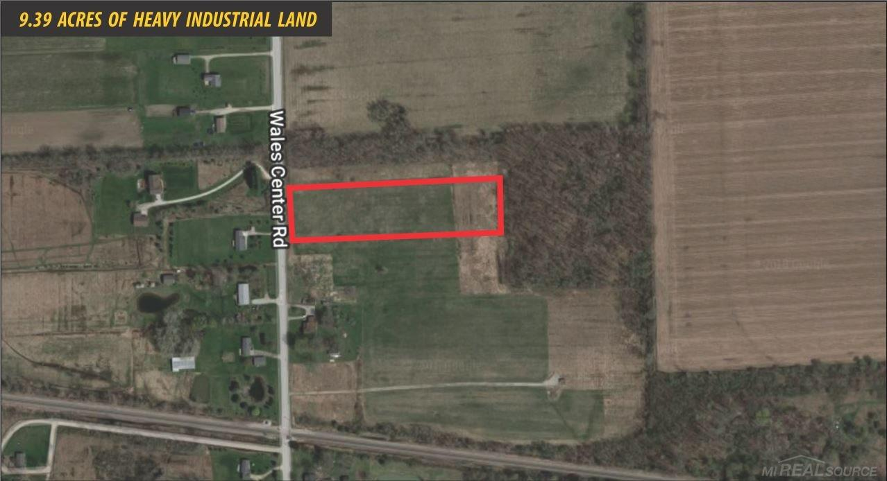 0 Wales Center Property Photo - Goodells, MI real estate listing