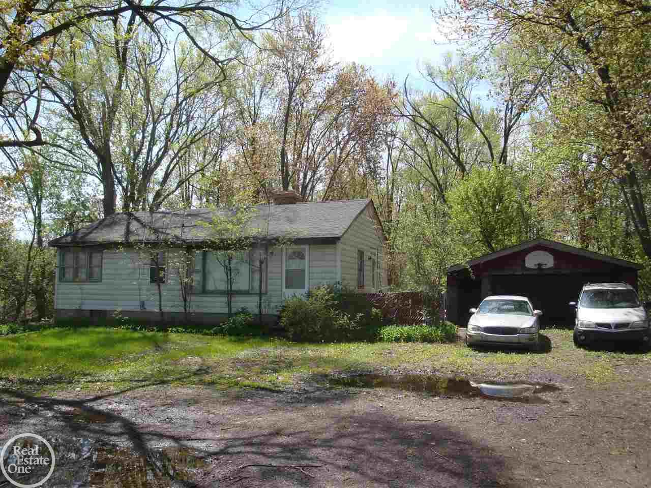 31450 23 Mile Property Photo - Chesterfield, MI real estate listing