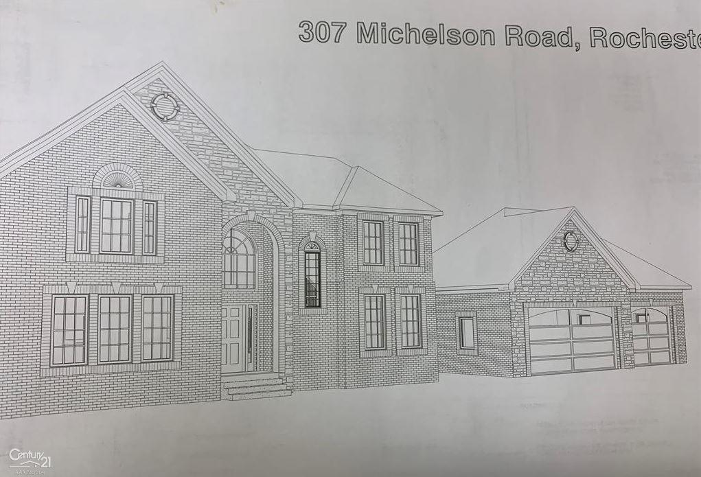 307 Michelson Property Photo - Rochester Hills, MI real estate listing