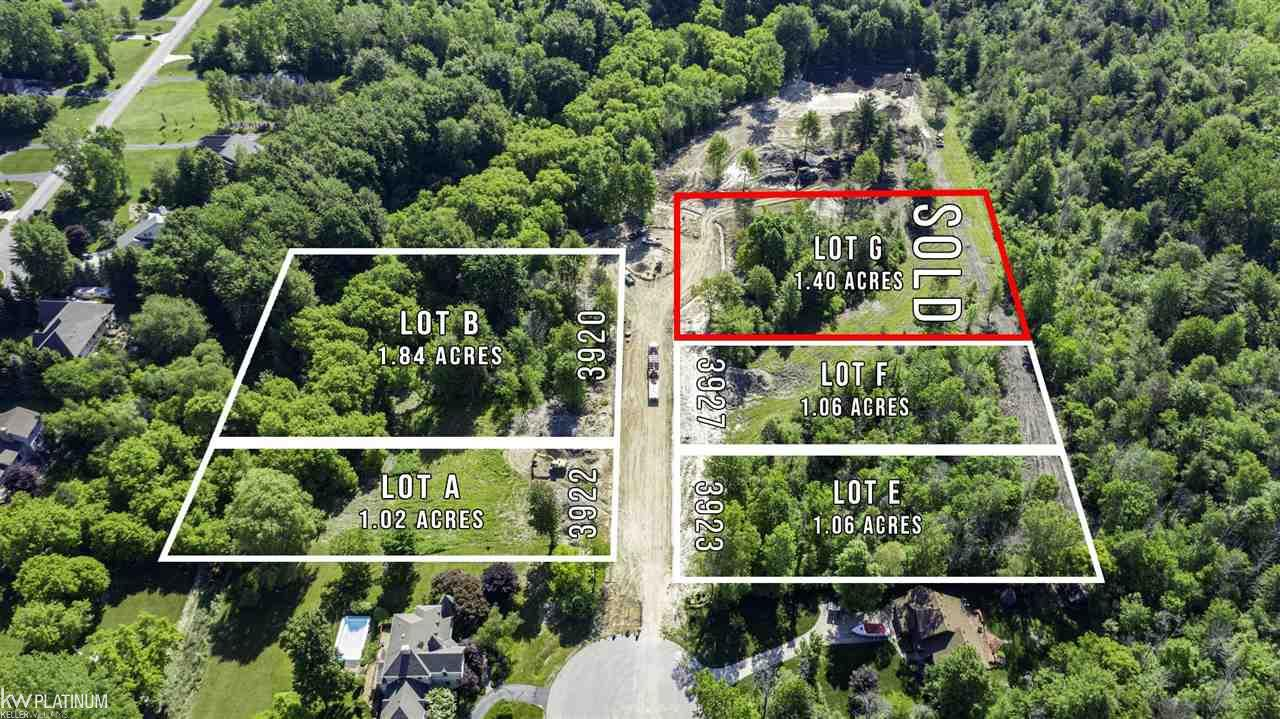 000 Hitchings Lot B Property Photo - Fort Gratiot, MI real estate listing