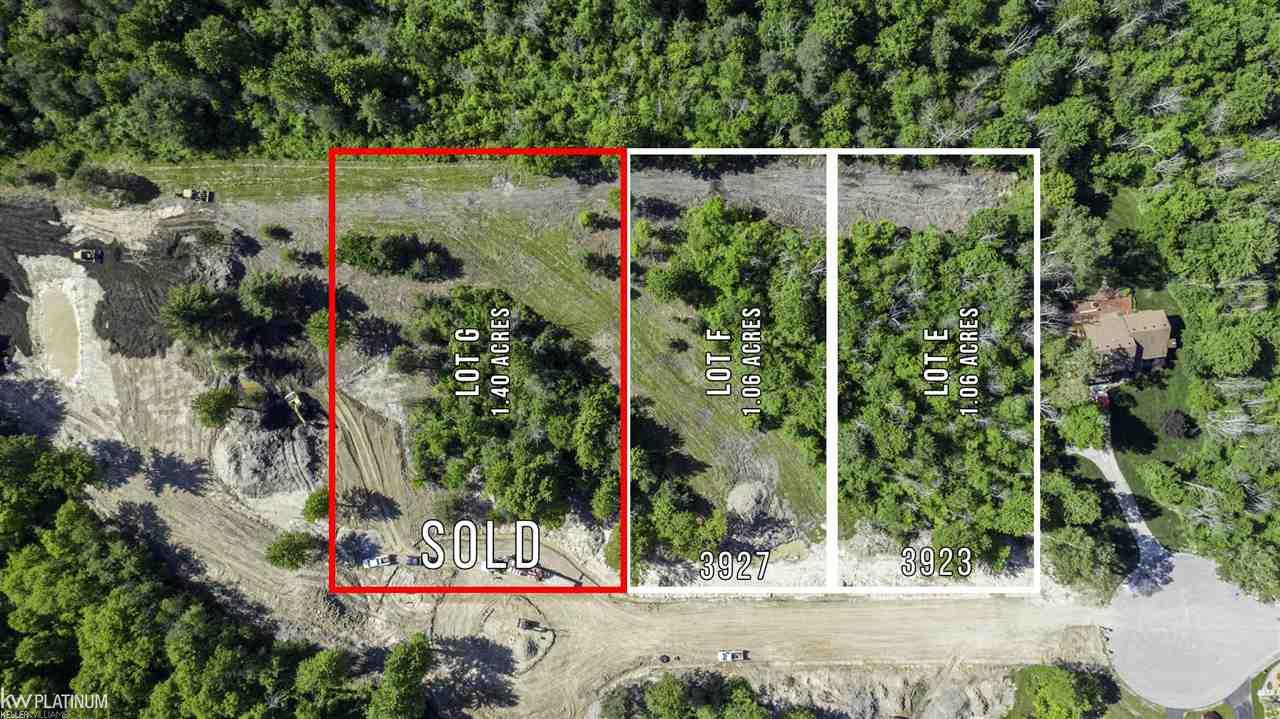 000 Hitchings Lot F Property Photo - Fort Gratiot, MI real estate listing