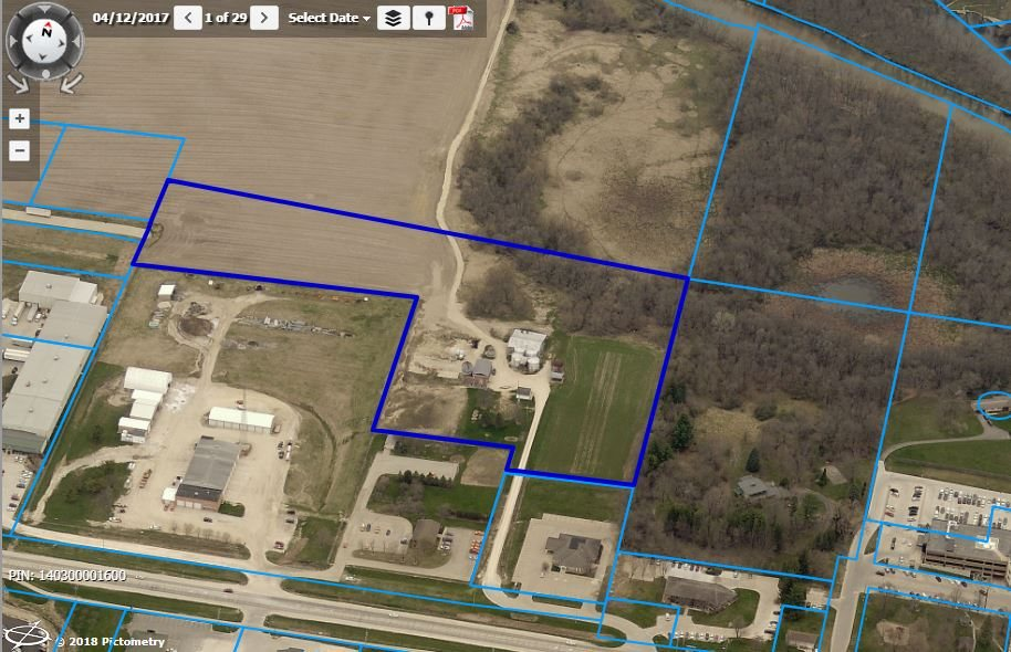 210th St. Manchester-12.98 acres Property Photo - Manchester, IA real estate listing