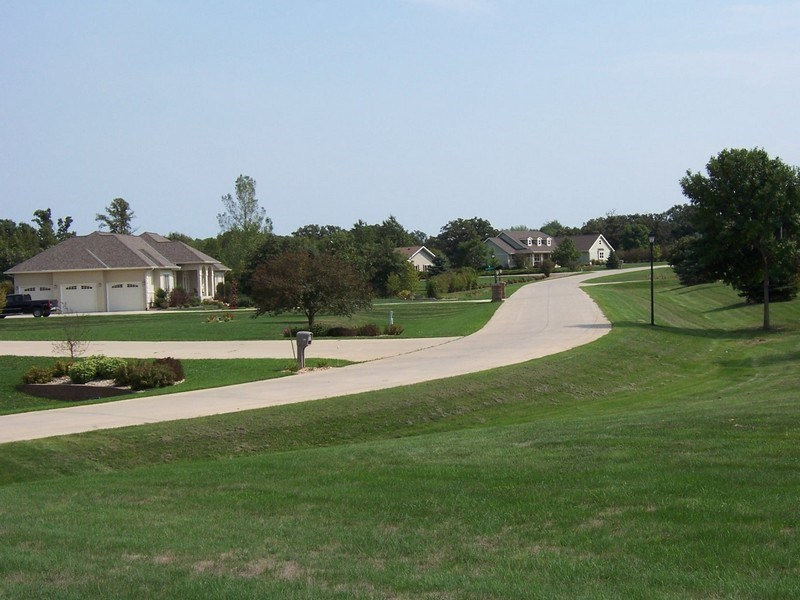 Oak Creek Estates Subdivision Property Photo - Charles City, IA real estate listing