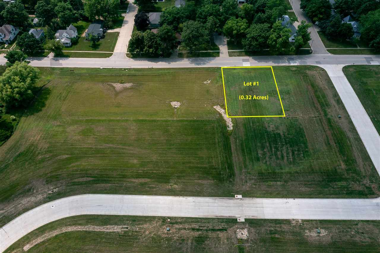 Lot #1 Catherine Farmer Addition Property Photo - Conrad, IA real estate listing