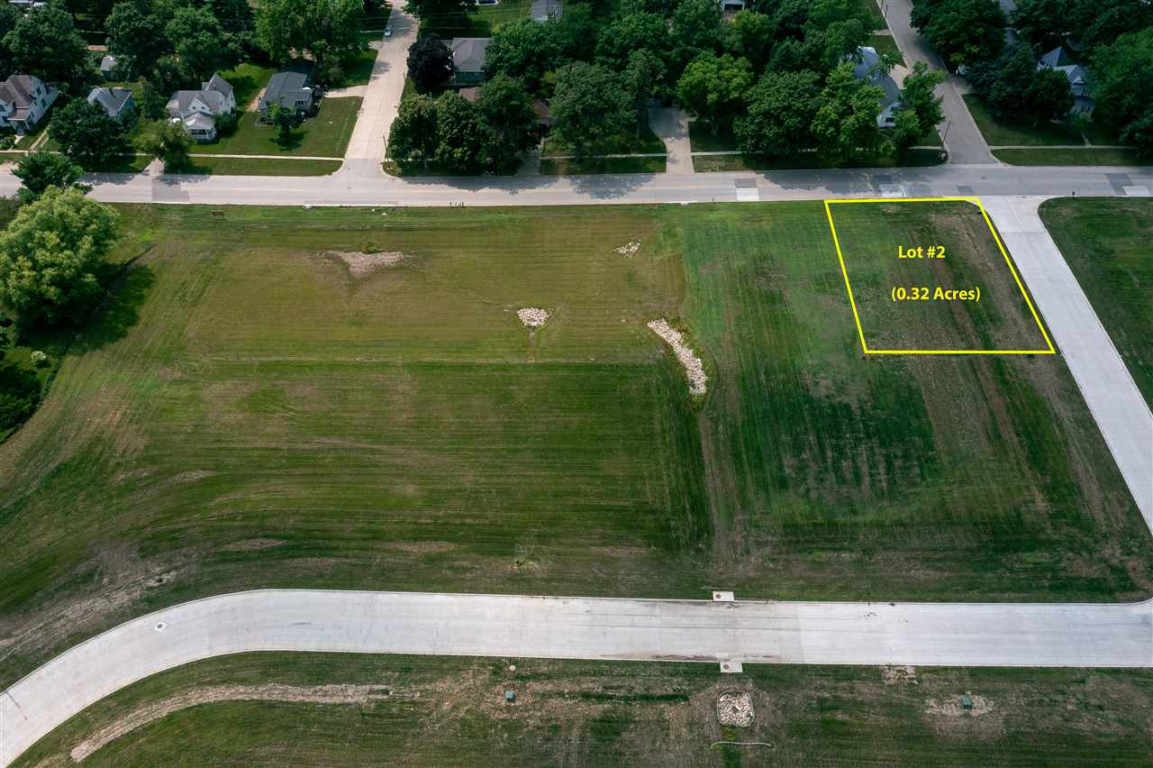 Lot #2 Catherine Farmer Addition Property Photo - Conrad, IA real estate listing