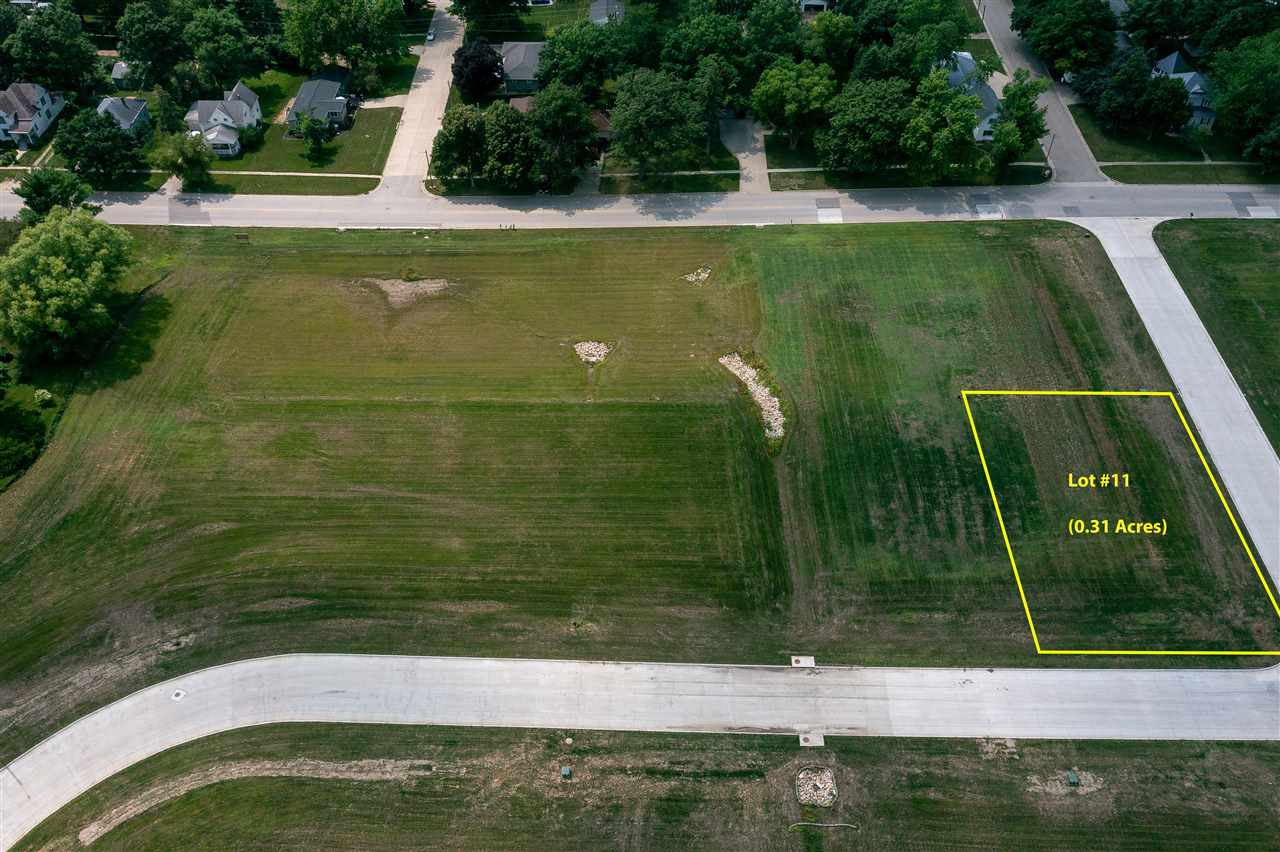 Lot #11 Catherine Farmer Addition Property Photo - Conrad, IA real estate listing