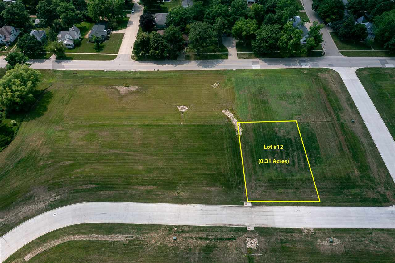 Lot #12 Catherine Farmer Addition Property Photo - Conrad, IA real estate listing