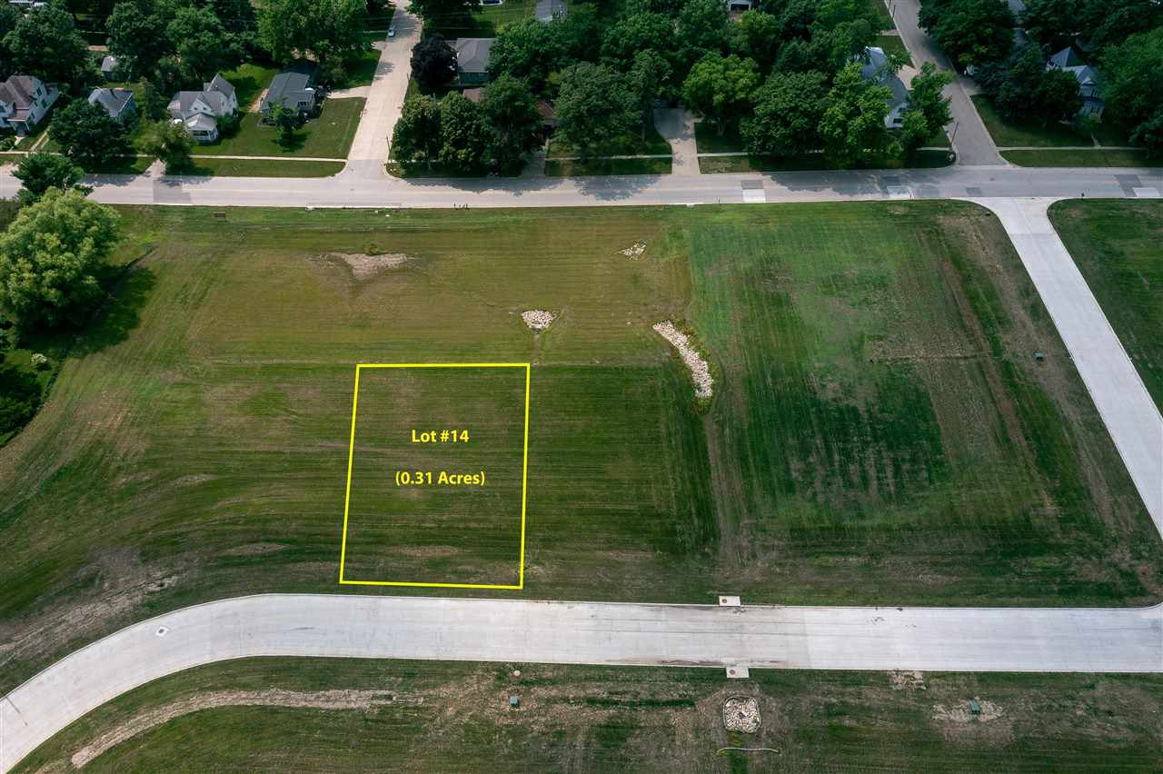 Lot #14 Catherine Farmer Addition Property Photo - Conrad, IA real estate listing