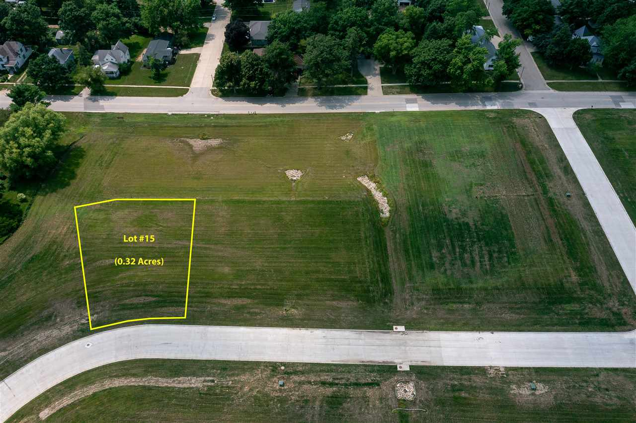 Lot #15 Catherine Farmer Addition Property Photo - Conrad, IA real estate listing