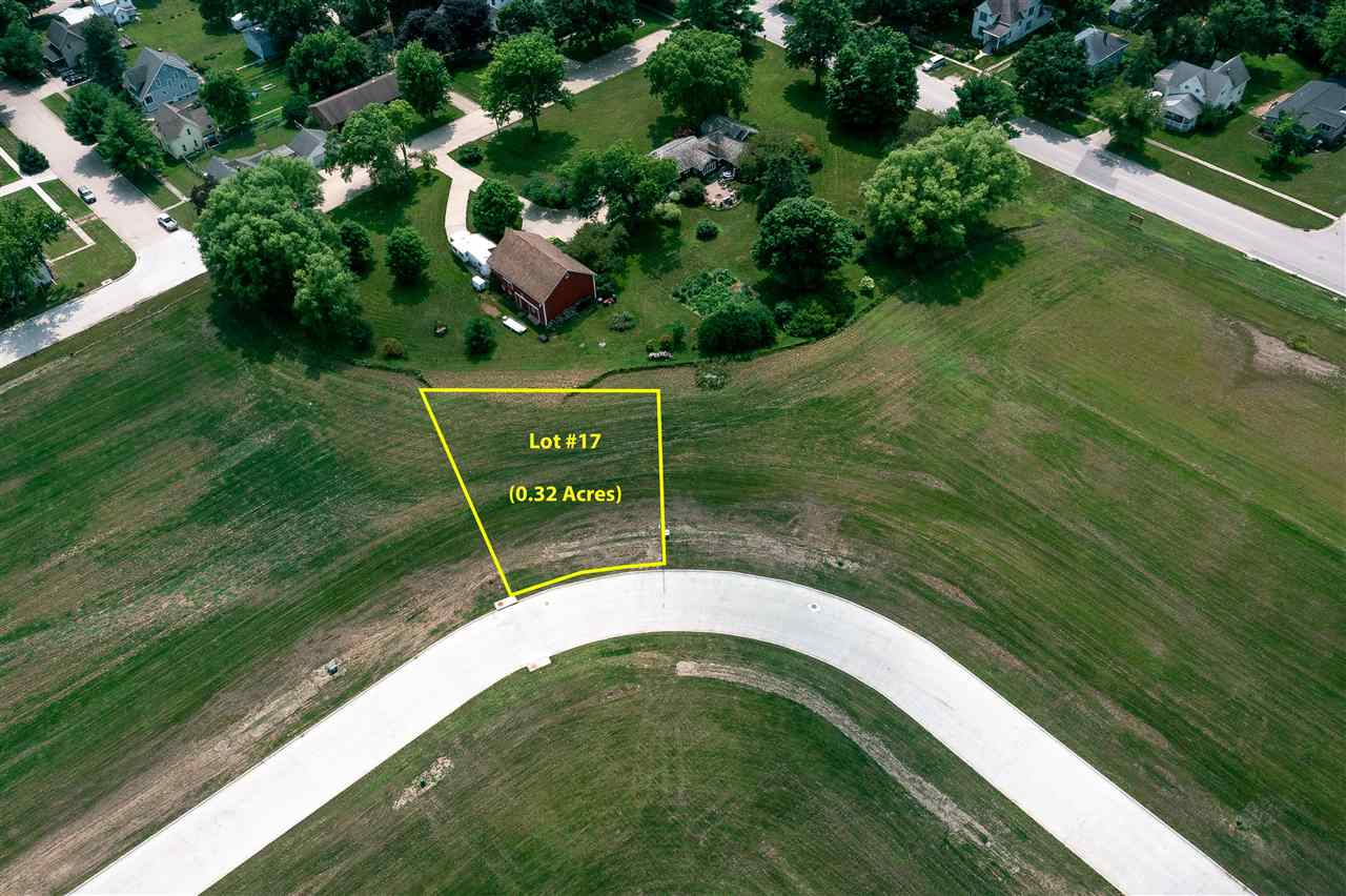 Lot #17 Catherine Farmer Addition Property Photo - Conrad, IA real estate listing