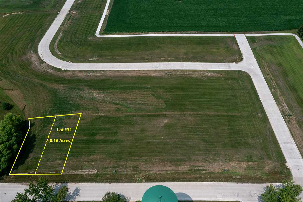 Lots 31 & 32 Catherine Farmer Addition Property Photo - Conrad, IA real estate listing