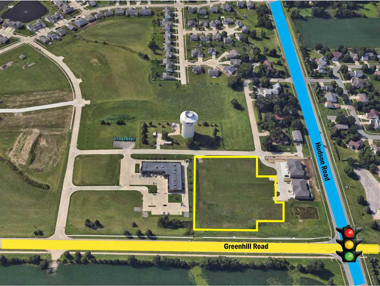 Greenhill Crossing Outlots Y & B Property Photo
