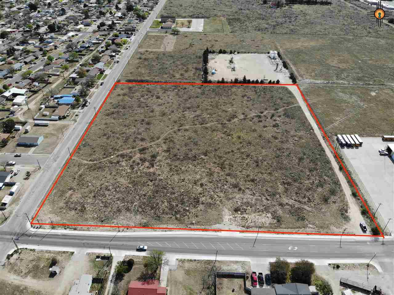 1600 W Jefferson Property Photo - Lovington, NM real estate listing