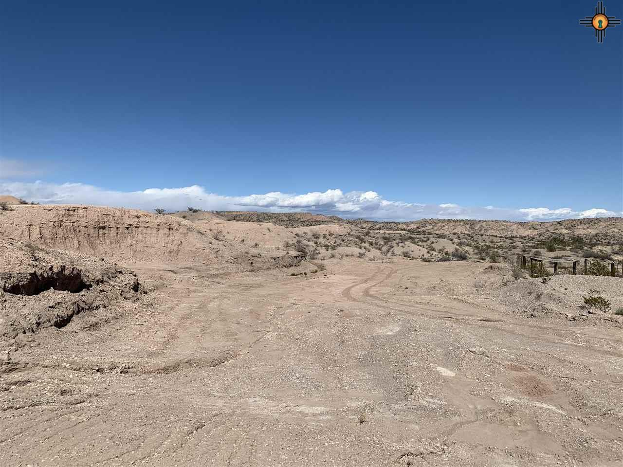 Highway 195 Property Photo - Elephant Butte, NM real estate listing