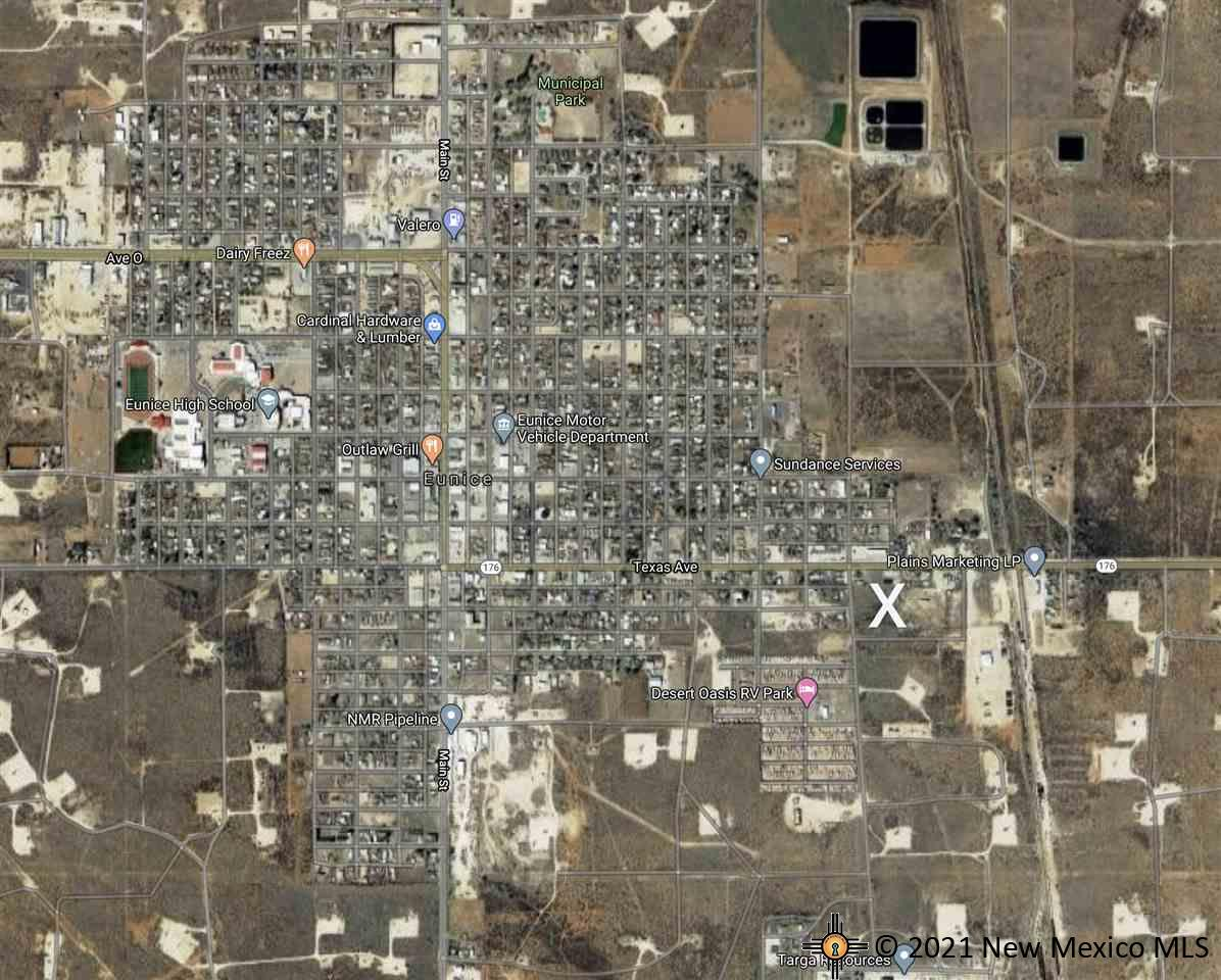 TBD Ave G Property Photo - Eunice, NM real estate listing