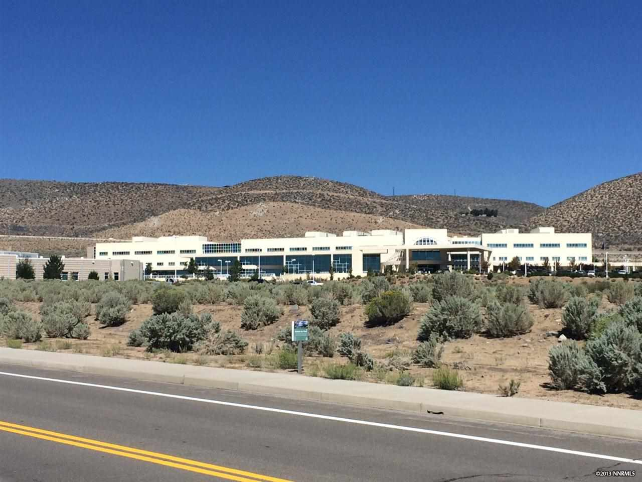 1393 Medical Parkway Property Photo - Carson City, NV real estate listing