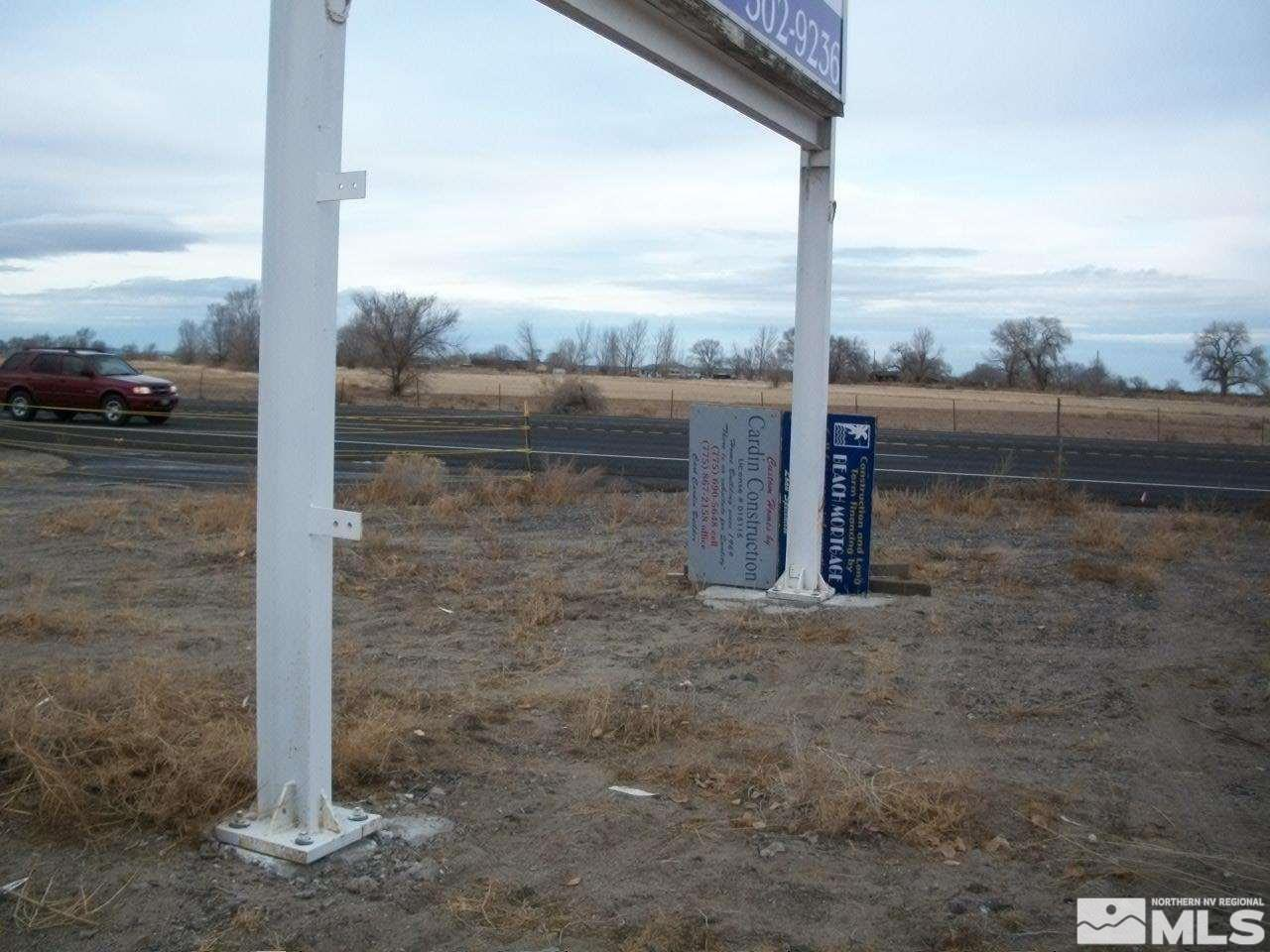 7135 Reno Hwy Property Photo - Fallon, NV real estate listing