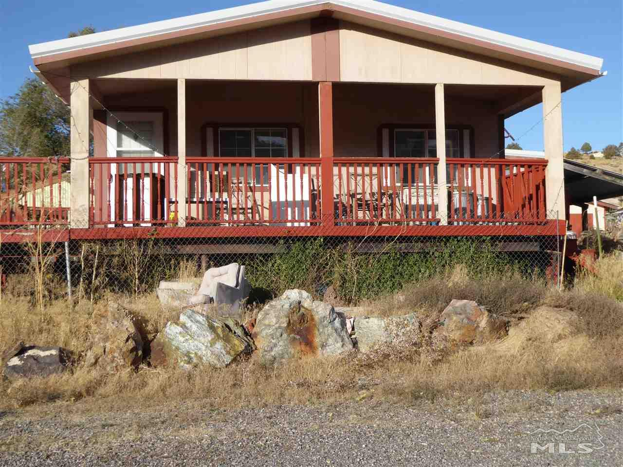 450 Dibble Lane Property Photo - Eureka, NV real estate listing