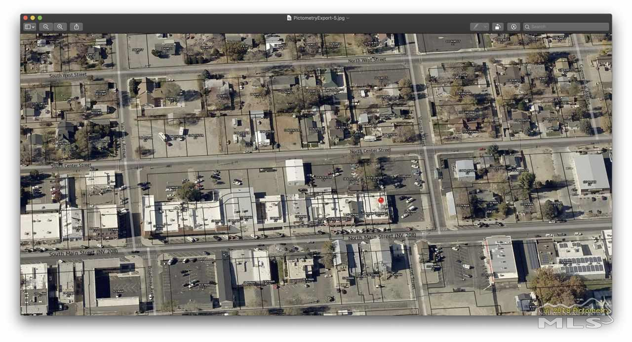 45 N Main Street Property Photo - Yerington, NV real estate listing