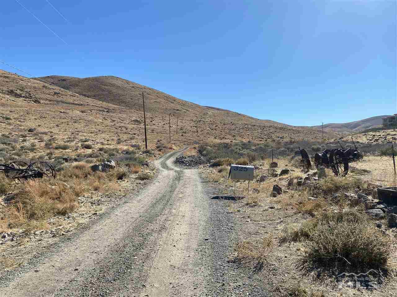 307 Neilson Road Property Photo - Washoe Valley, NV real estate listing