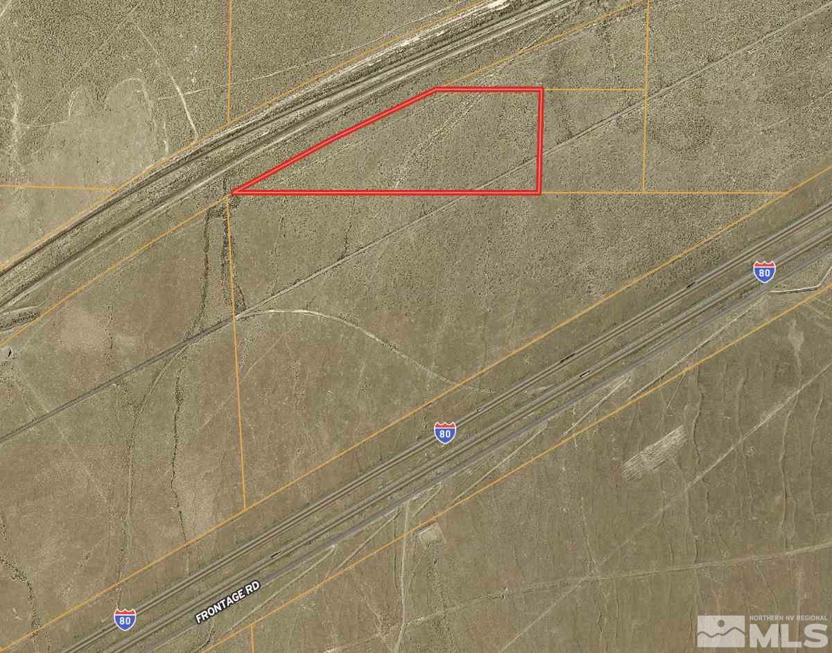 09 Pacific Ave off Hwy 80 Property Photo - Imlay, NV real estate listing