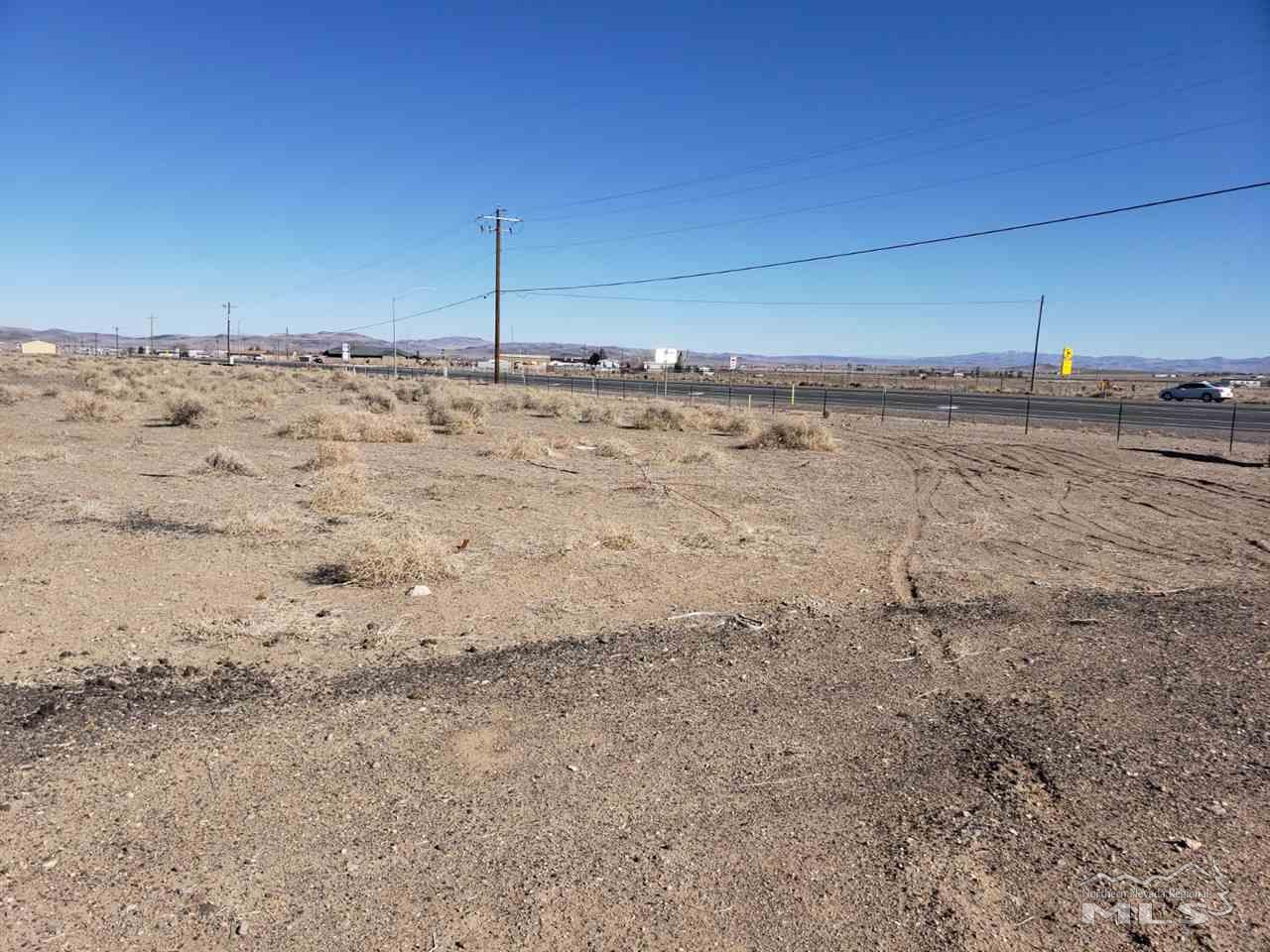 3960 Us Highway 50 #NV Property Photo - Silver Springs, NV real estate listing