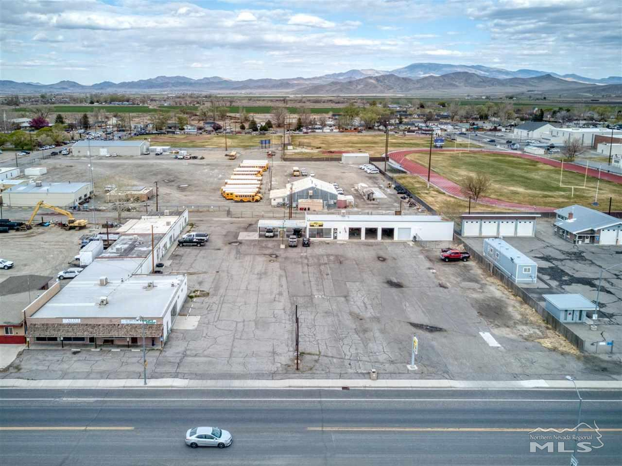 400 N Main Street Property Photo - Yerington, NV real estate listing