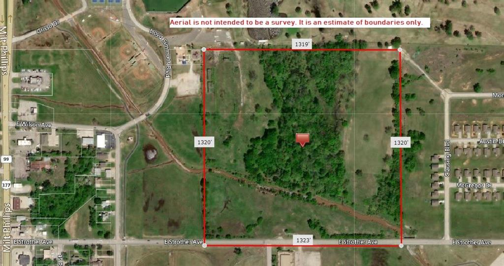 STROTHER AVE Property Photo - Seminole, OK real estate listing