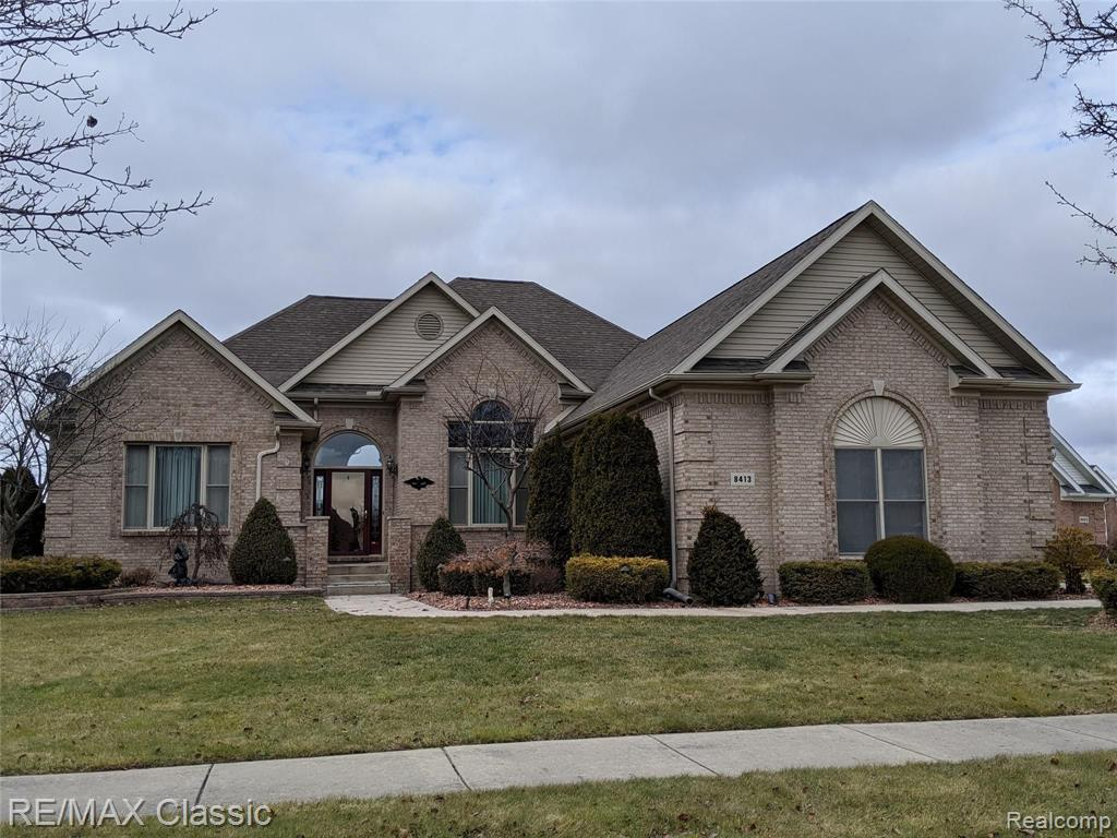 8459 TALON Court Property Photo - Berlin Twp, MI real estate listing