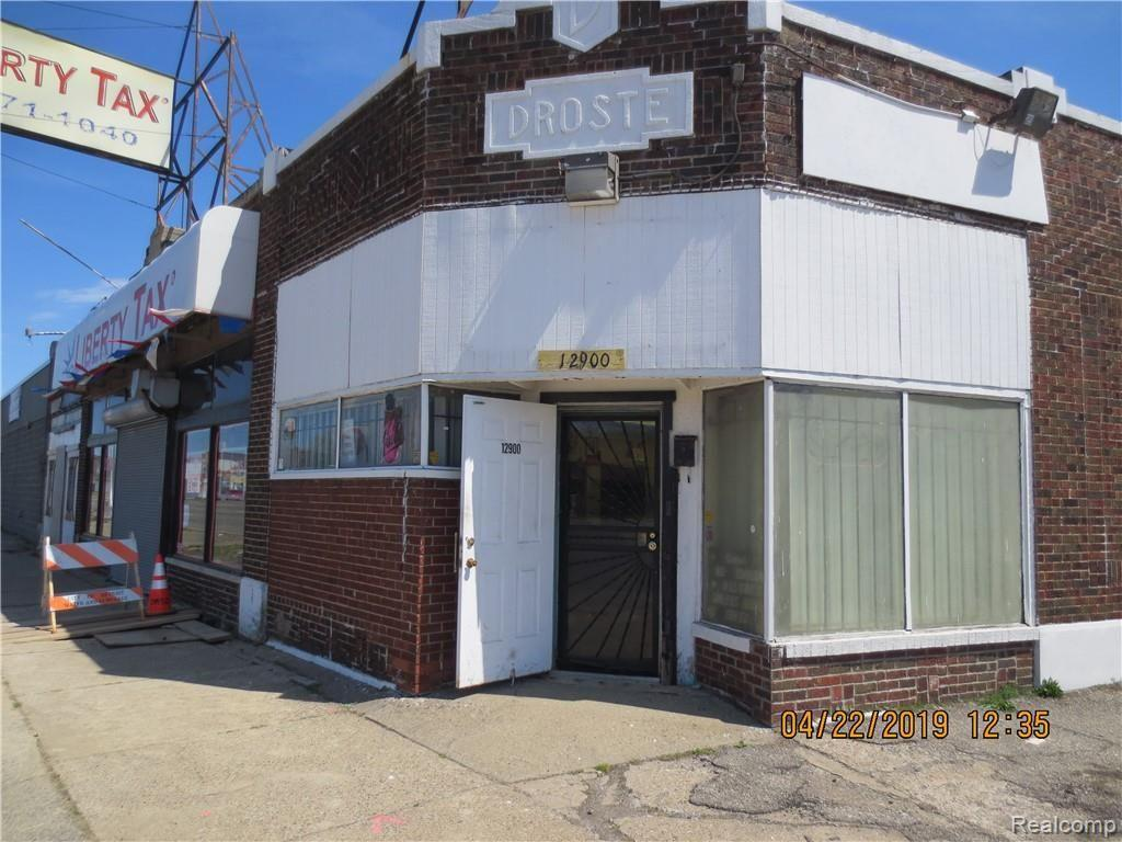 12900 GRATIOT Avenue Property Photo - Detroit, MI real estate listing
