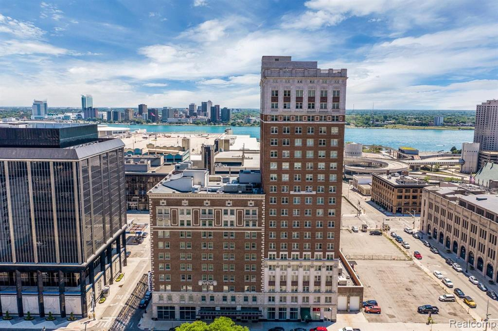 525 W LAFAYETTE Boulevard #21D Property Photo - Detroit, MI real estate listing