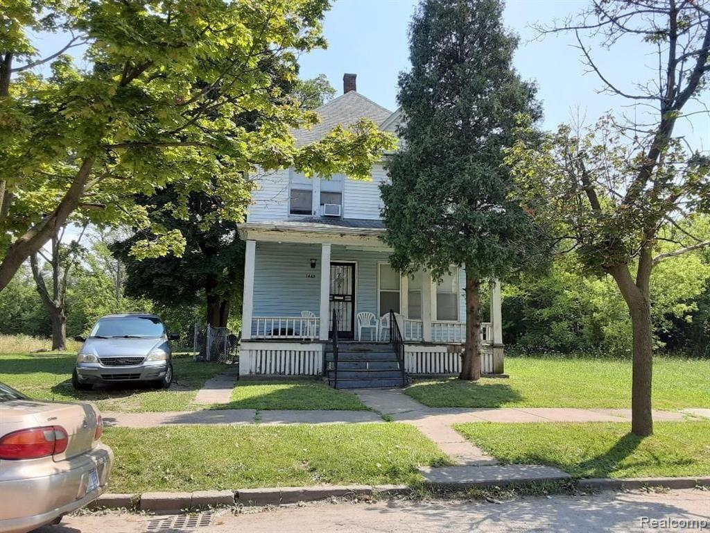 1465 FERRY PARK Street Property Photo - Detroit, MI real estate listing