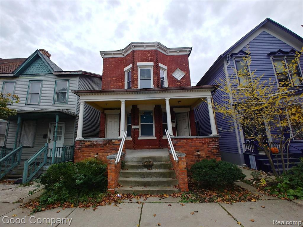 1413 BAGLEY Street Property Photo - Detroit, MI real estate listing