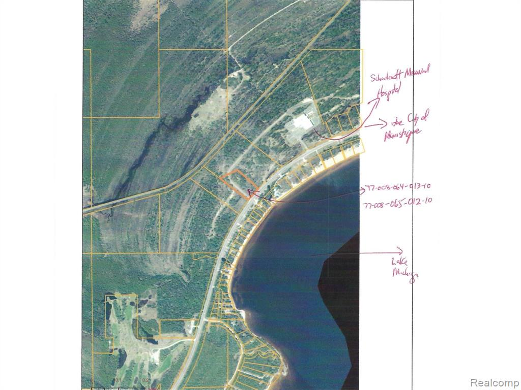 0000 W US HWY. 2 Property Photo - Manistique, MI real estate listing