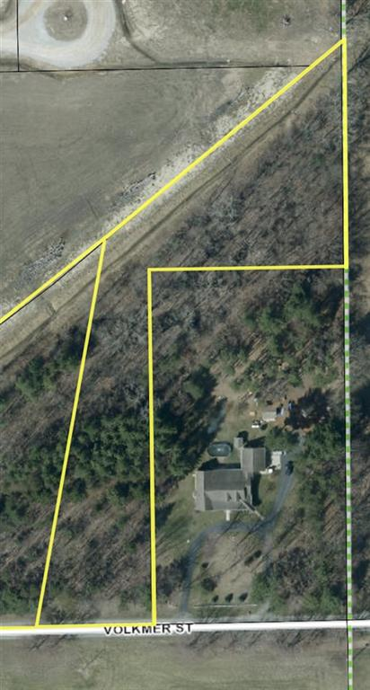 700 VOLKMER ROAD LOT #3 Property Photo - CHESANING, MI real estate listing