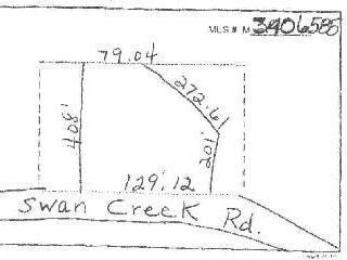 0 SWAN CREEK RD Property Photo - NEWPORT, MI real estate listing