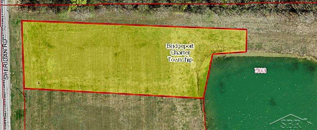 7863 SHERIDAN LOT #1 Property Photo - BRIDGEPORT TWP, MI real estate listing